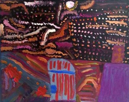 Blank Canvas Studios artist