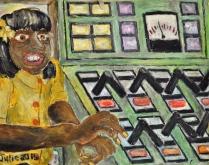 StudioWorks artist Julie B